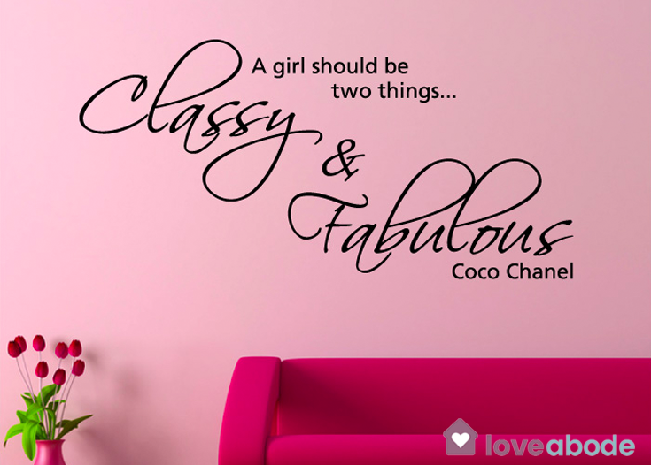 Coco chanel had it right https www loveabode com