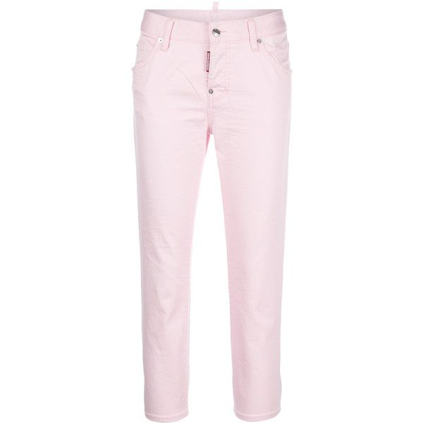 slim-fit jeans - Pink & Purple Dsquared2 ujE2G
