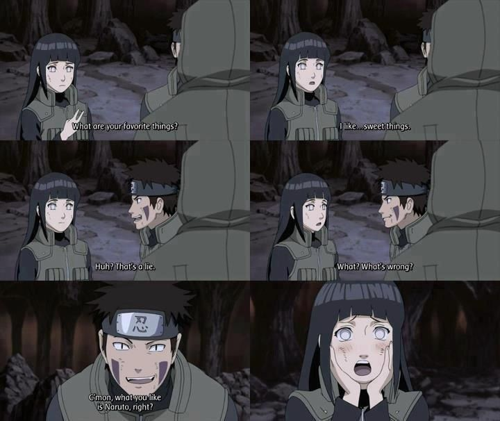 Haha Poor Naruto Is Ignored Again By Sakura: Haha I Think Its Funny How Surprised She Is To Hear Him