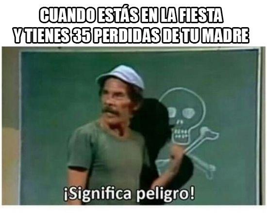 Memes En Espanol Para El Facebook Creo Que Por Mi Bien Debo Contestar Mas El Movil I Http Www Diverint Com Memes Memes Divertidos Memes Meme Gracioso