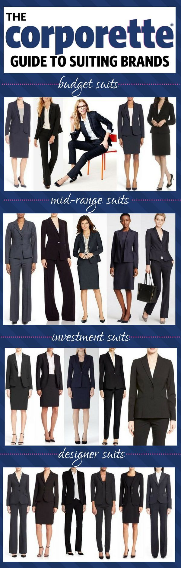 Suits for Women  A Guide to the Best Suiting Brands for Women adcb299a73e89