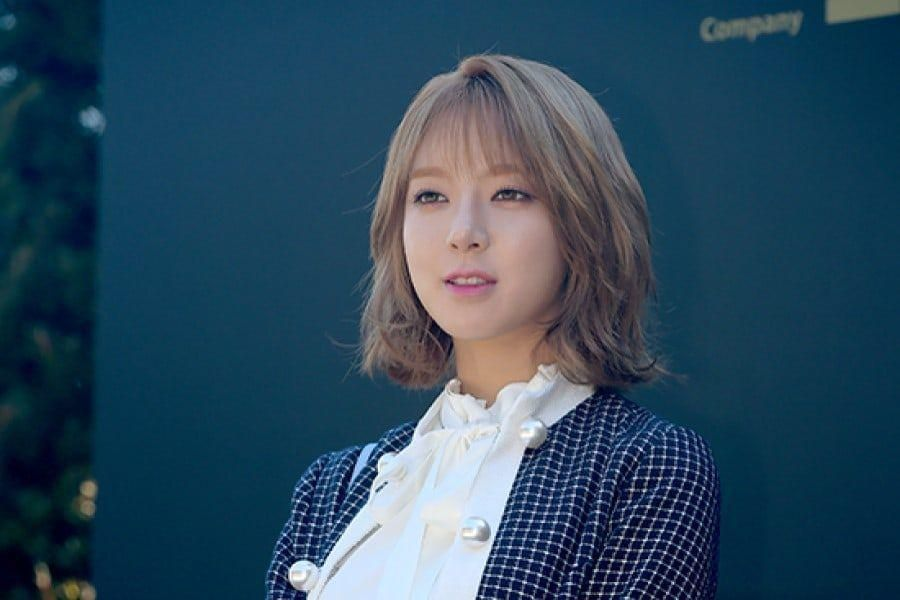 "Former AOA Member Choa Confirmed To Return With ""To All The Guys Who Loved Me"" OST"