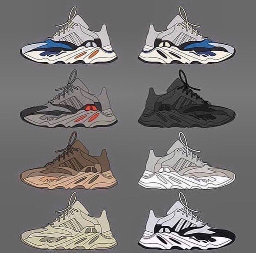 d6c278fc3 Kanye West Yeezy Season 5 - Yeezy Runner