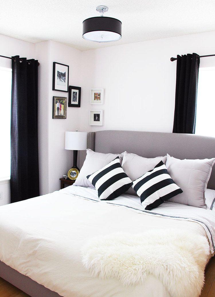 Interior Design Black White Bedroom Black Interior Design Black White Bedrooms White Bedroom Decor