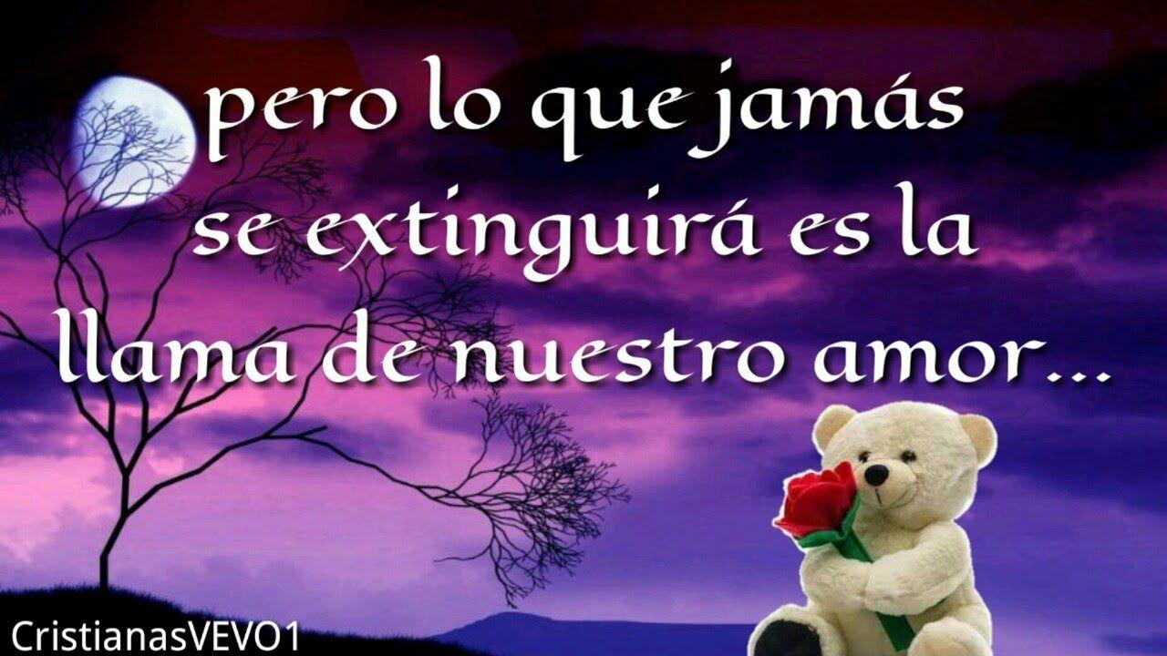 ¡Buenas Noches mi Amor! ♥ Con lindas frases de Amor de