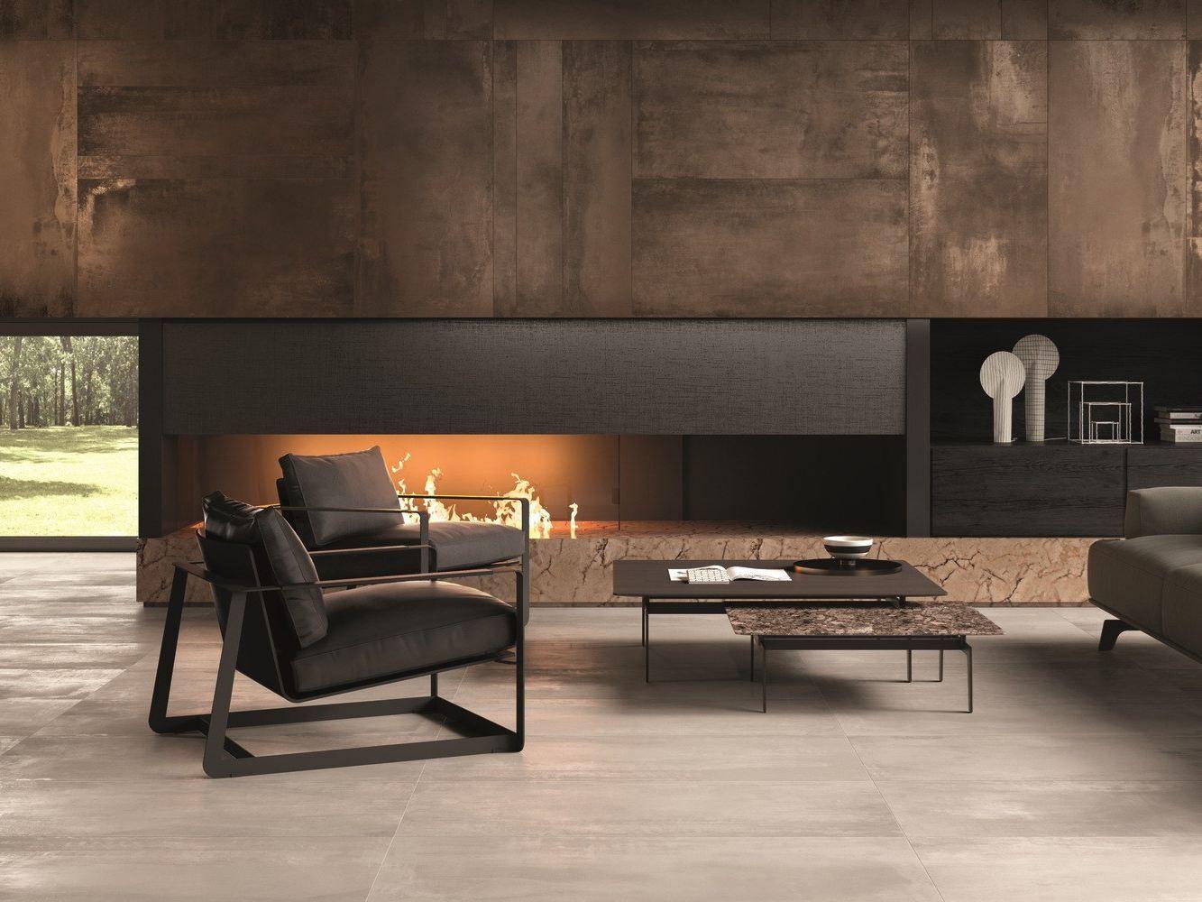Pavimento rivestimento in gres porcellanato interno 9 by for Pavimento interno moderno