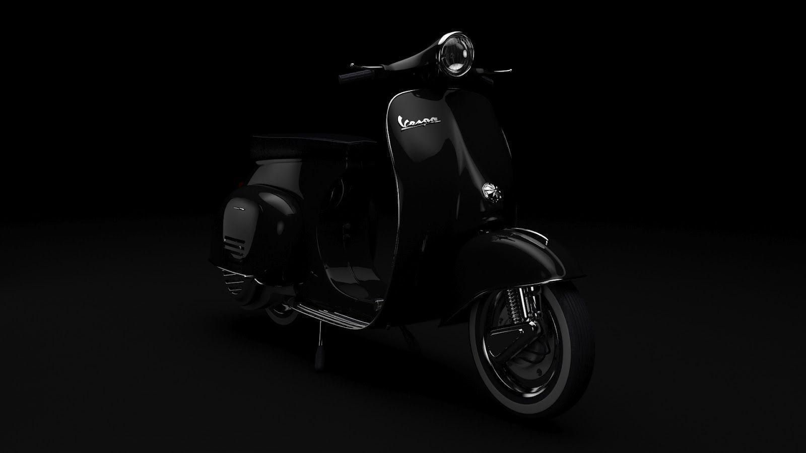Vespa Bike Full Hd Wallpapers Free Download 16 With Images