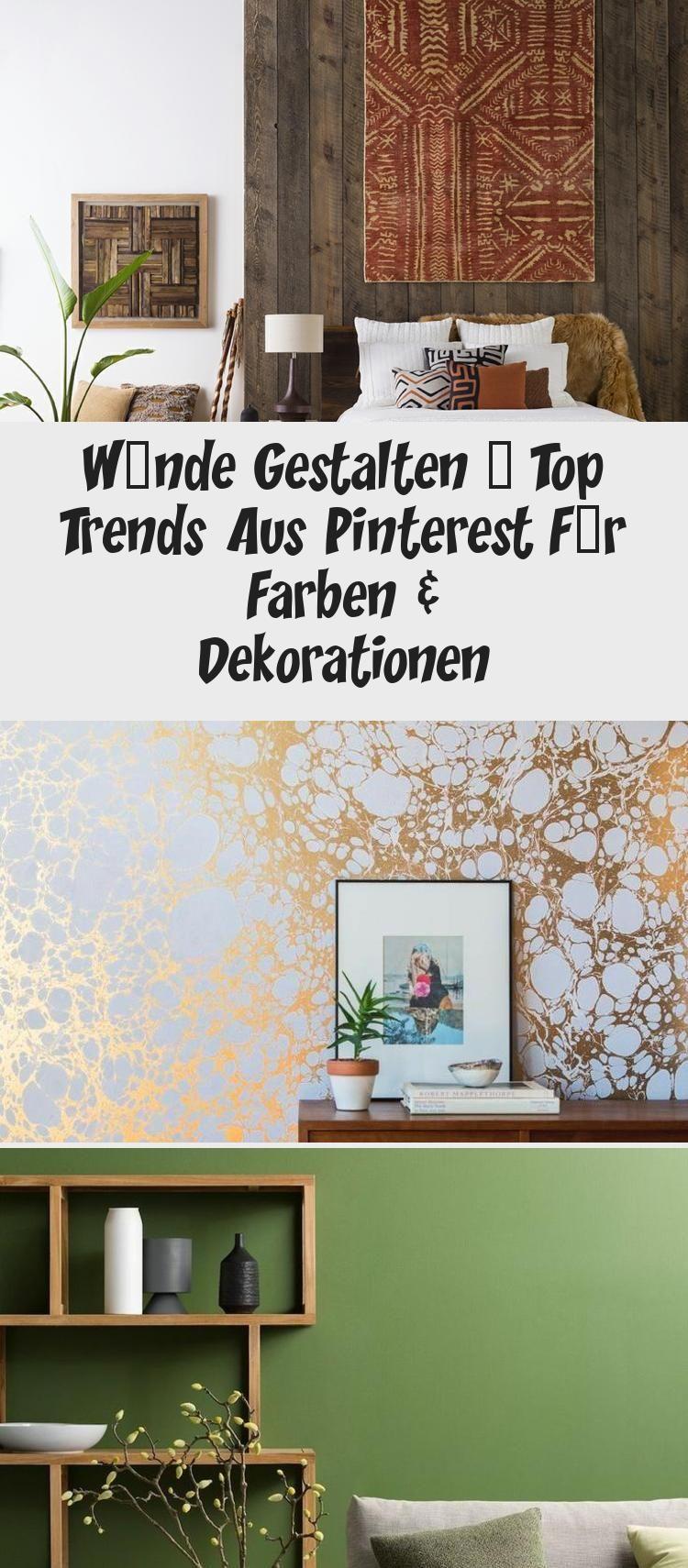 Wände Gestalten Top Trends Aus Pinterest Für Farben Dekorationen De Dekoration Gestalten Wohnzimmer Gestalten