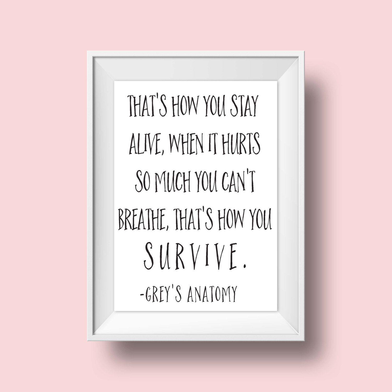 Greys Anatomy/Greys Anatomy Quote/Grey\' Anatomy Quotes/Meredith Grey ...