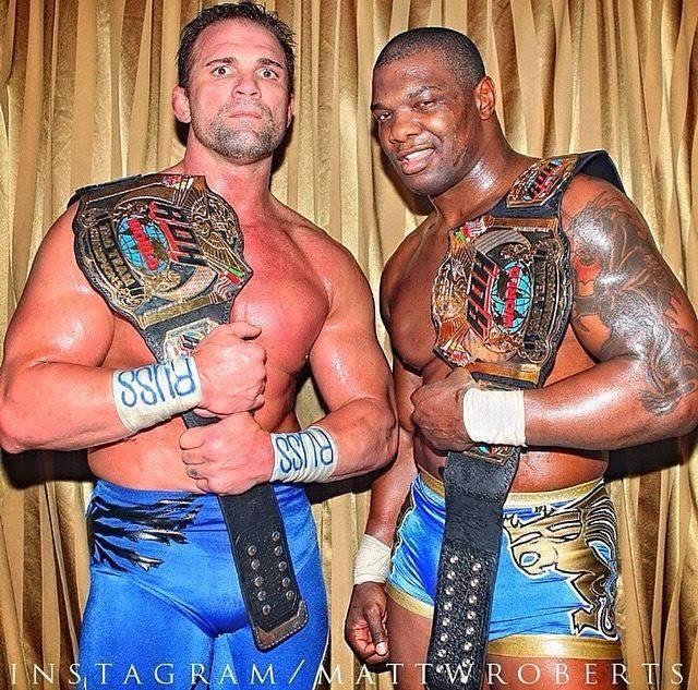 Charlie Haas Shelton Benjamin Roh World Tag Team Champions Pro