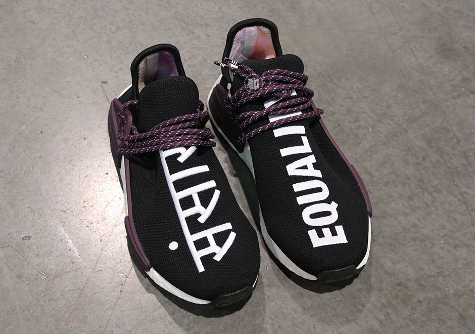 a26b585b0b2ee Pharrell adidas NMD Human Race Equality Exclusive Images AC7033