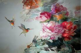 Картинки по запросу картины с цветами по фен шуй