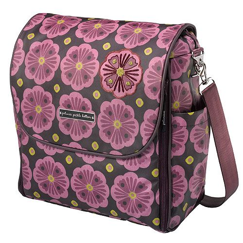 Petunia Pickle Bottom Bavarian Bliss Glazed Boxy Backpack from PoshTots