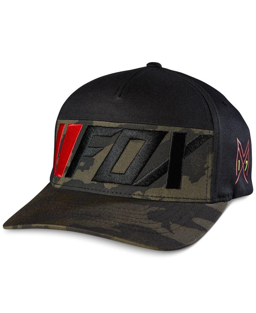 b6a050e02e0 Fox Men s Flexfit Cap