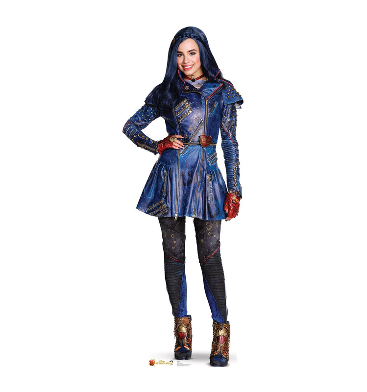 Sabrina Carpenter Life Size Cutout Blue