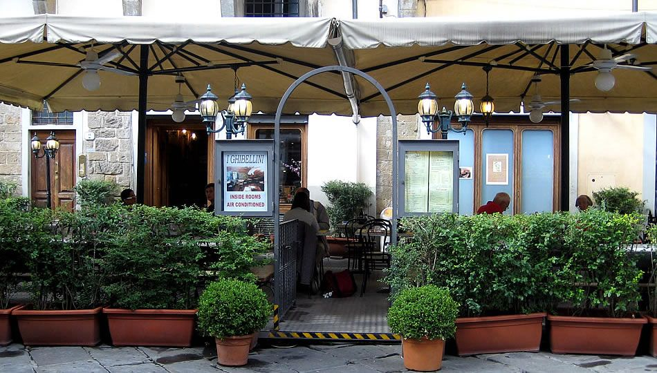 Restaurant Pizzeria I GHIBELLINI Florence Florence
