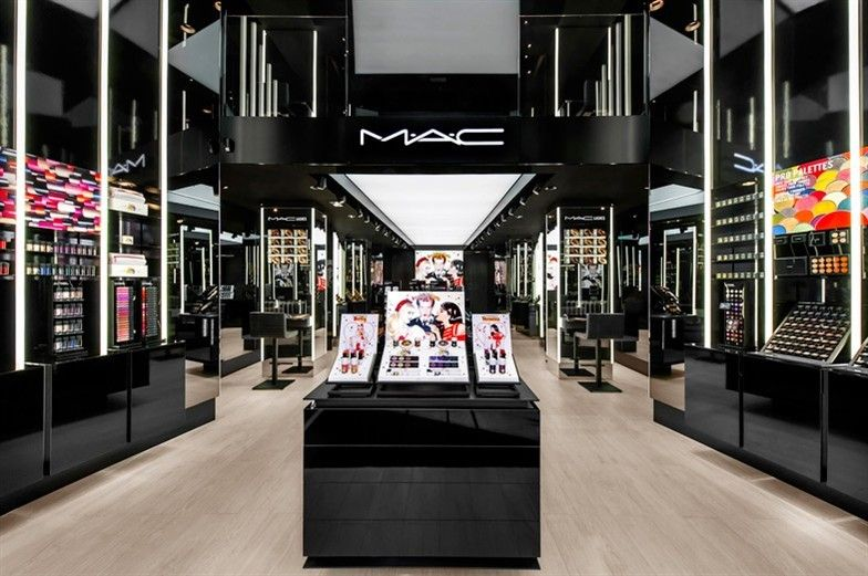 Mac Cosmetics Franchise Mac Store Mac Makeup Cosmetic Store