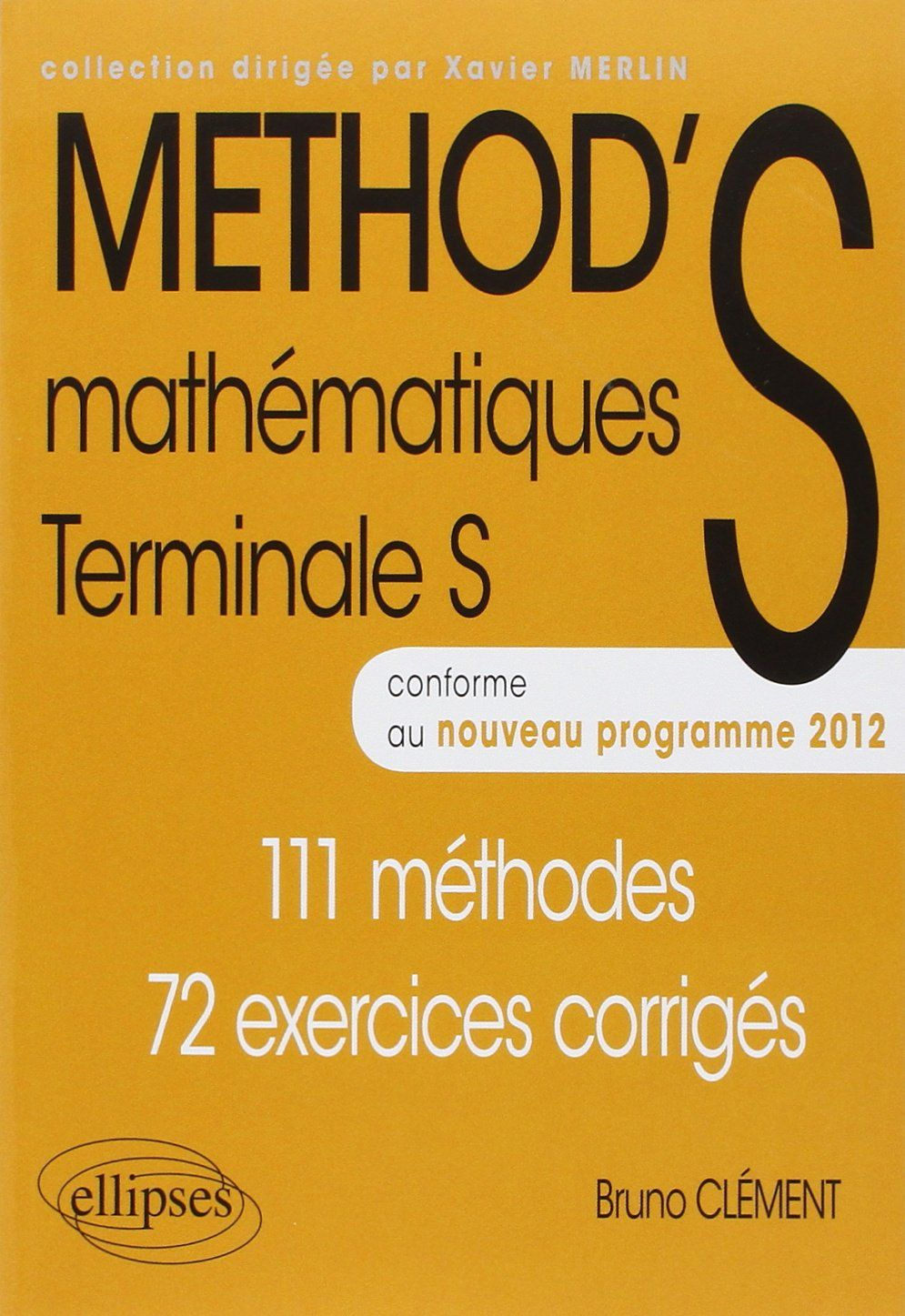 Programme De Maths Terminale S : programme, maths, terminale, Method's, Mathématiques, Terminale, Ellipses,, Company, Logos,, Logo,