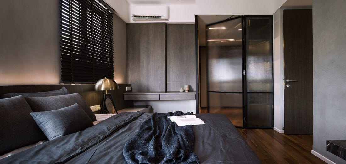 Interior Design Raffel Tower Penang Malaysia Master Bedroom V4 Interior Design Interior Design
