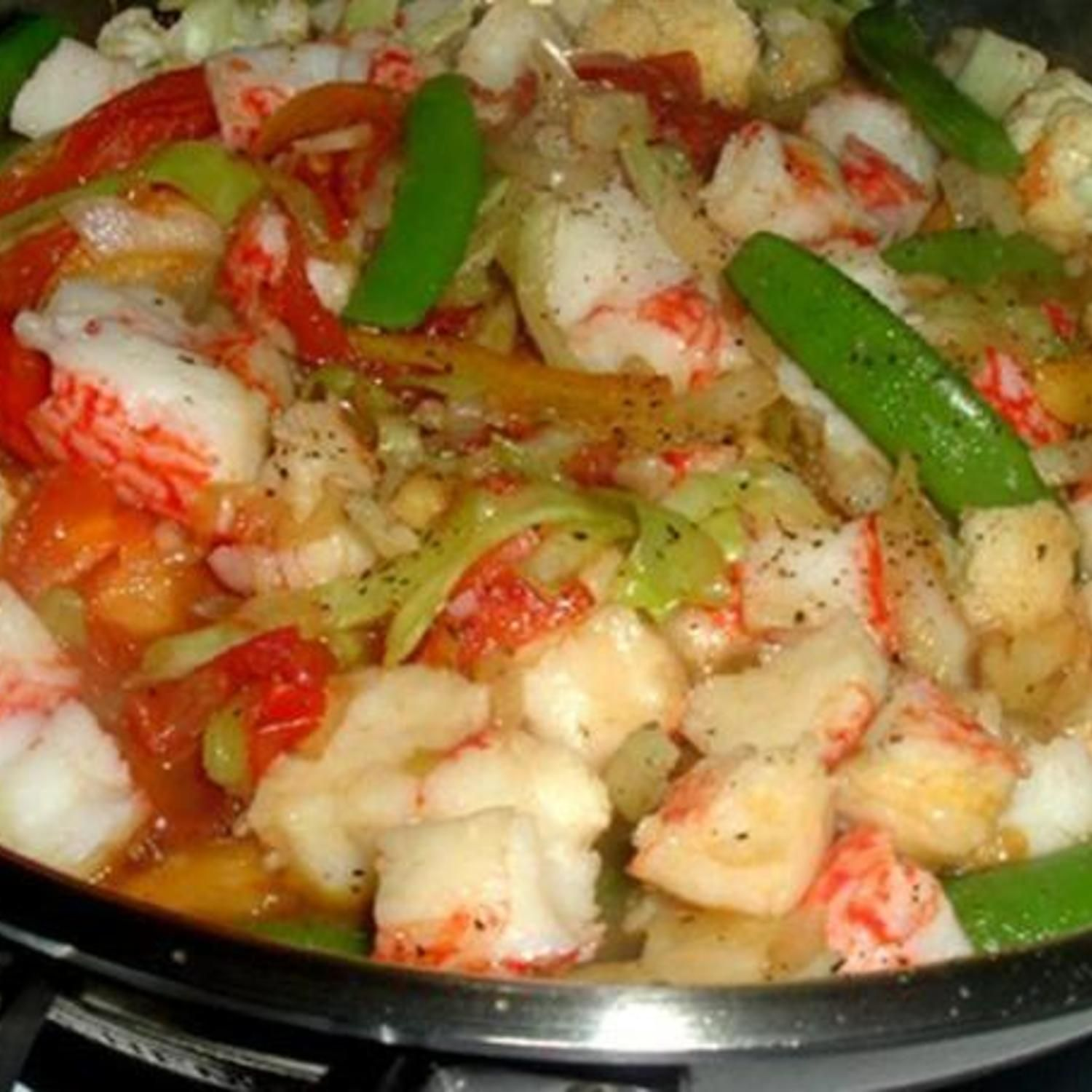 Stirfry Imitation Crab