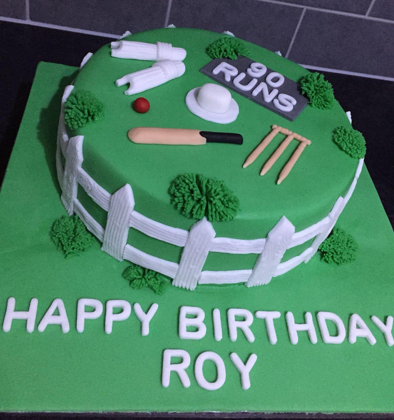 Cricket Cake Cricket Birthday Cake Cricket Cake Birthday Cake For Him
