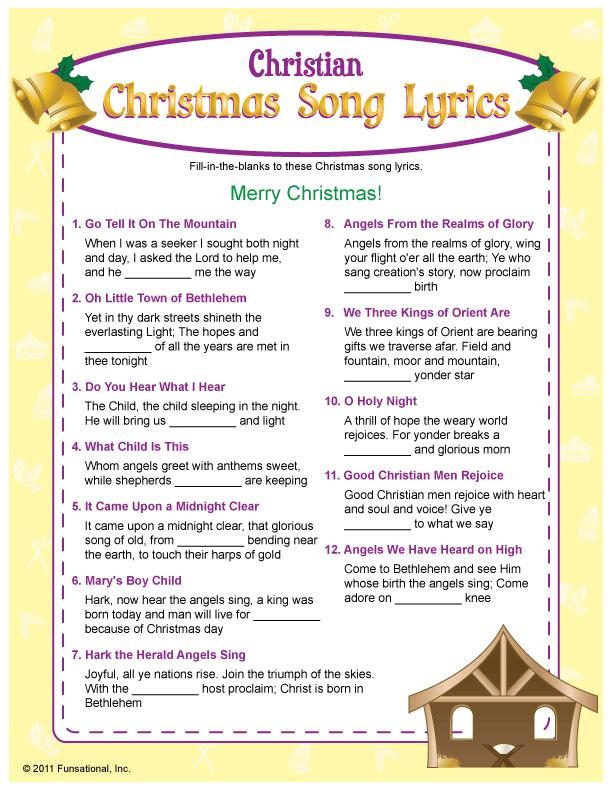 christian christmas song lyrics print pinterest christian christmas songs christmas songs lyrics and songs - Christian Christmas Song