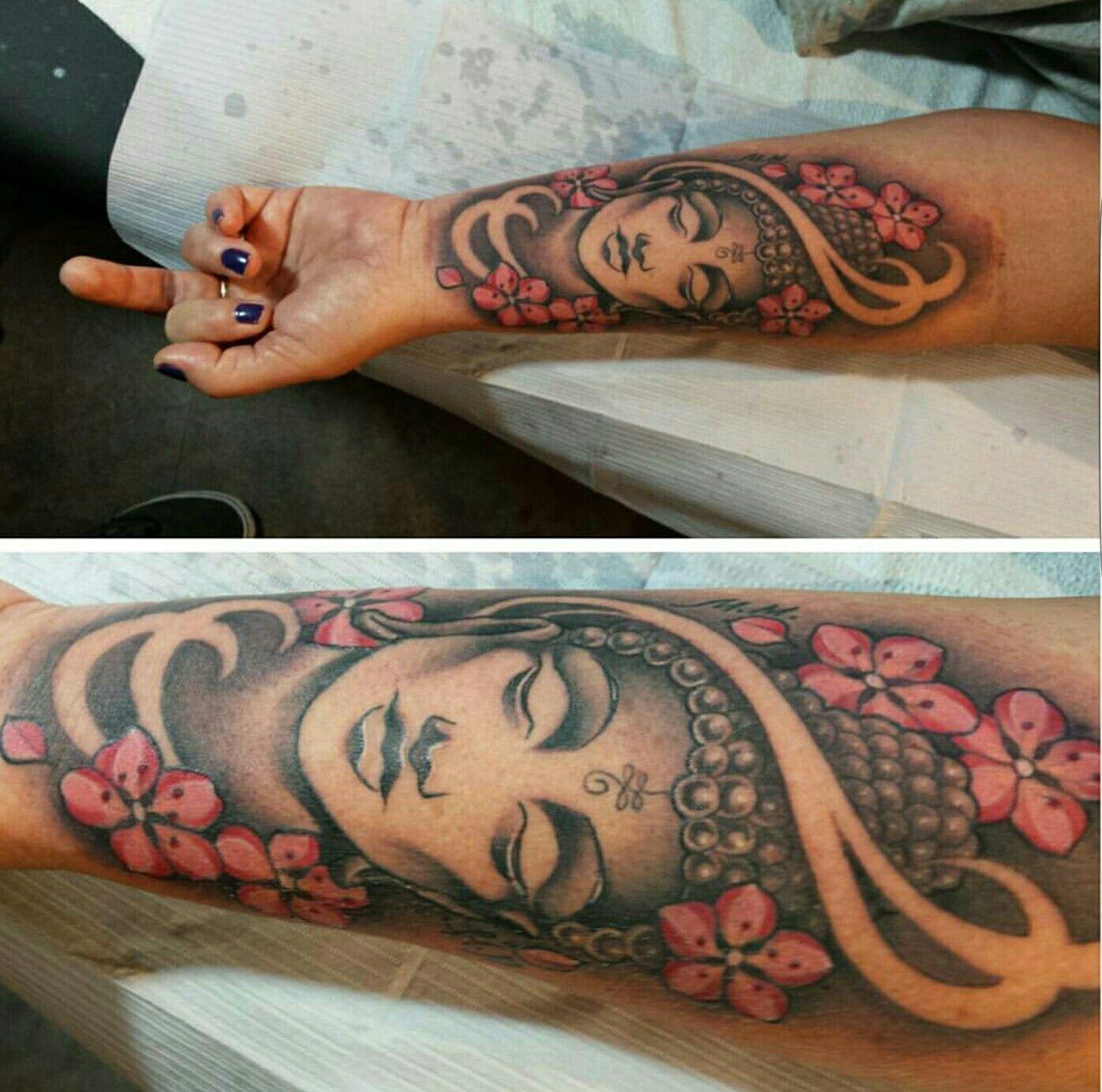 Tatuajes De Buda Y Flor De Loto Tatuajes