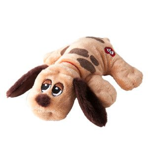 Luv A Pet Pound Puppies Spotted Squeaker Dog Toy Toys