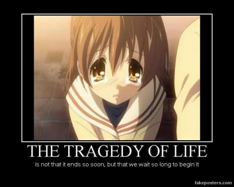 Pin by Sean S on real quotes | Clannad, Anime, Real quotes