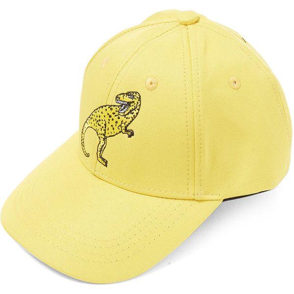 dinosaur baseball hat toddler cap jr mini yellow featuring accessories
