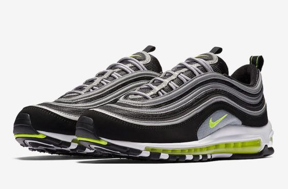The Nike Air Max 97 OG Navy Volt Will Be Getting The Retro Treatment
