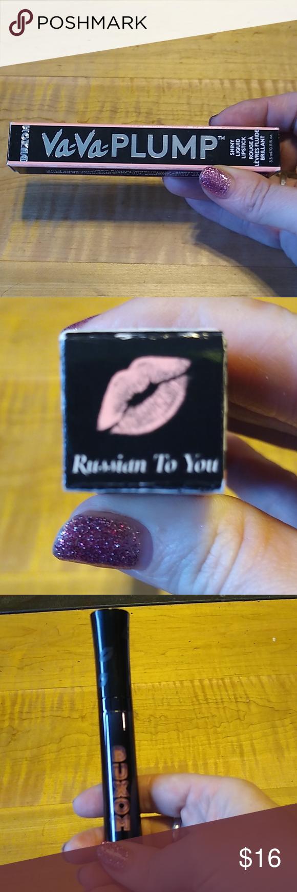 Buxom Va-Va-Plump Shiny Liquid Lipsticks Review | Liquid