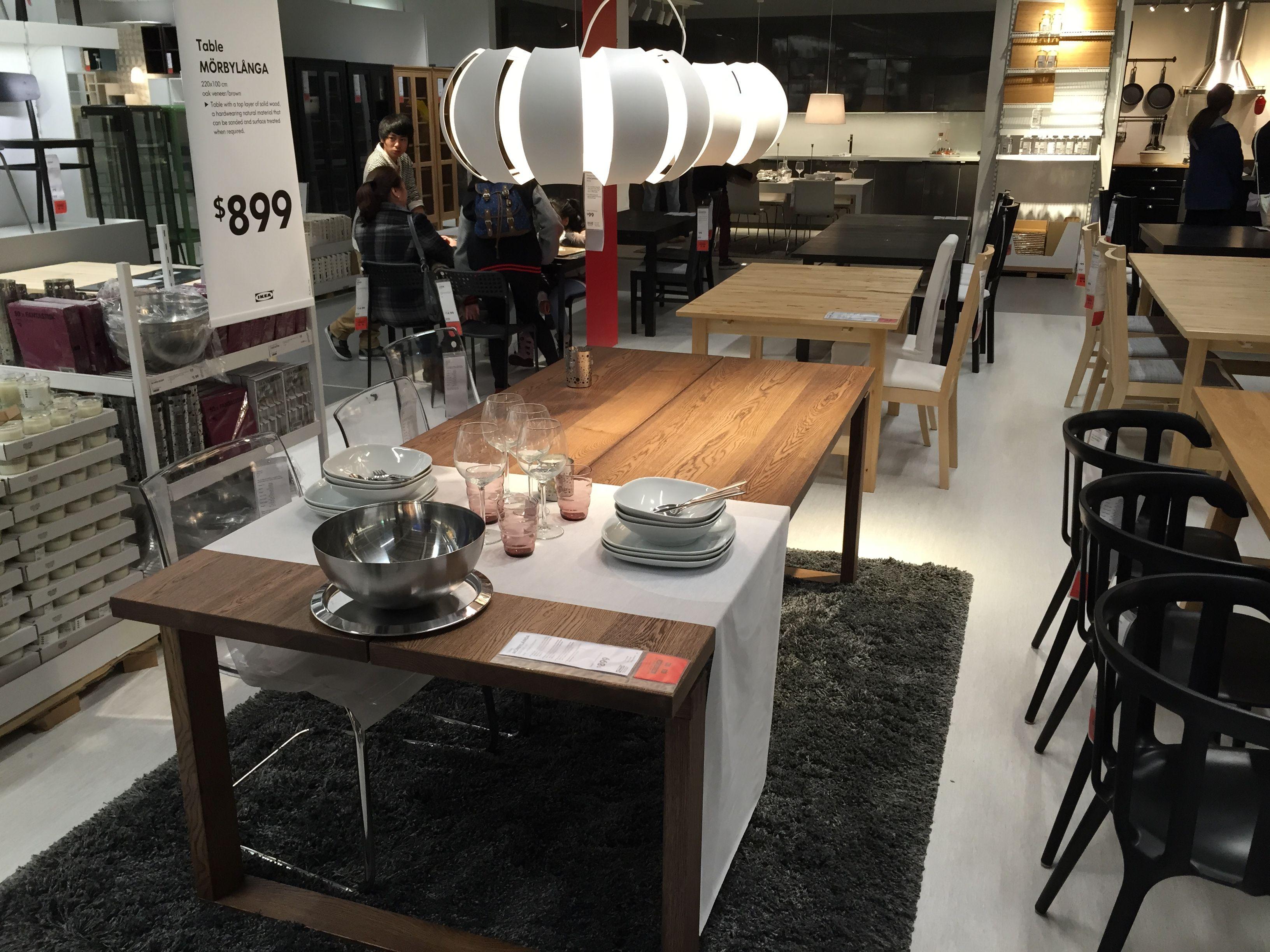 MÖRBYLÅNGA table | For the Home | For the Home | Pinterest | Tisch