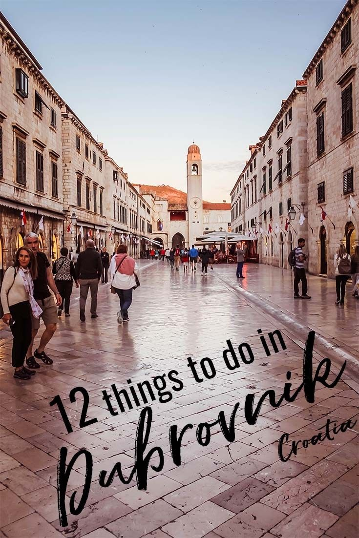 Best Things to Do in Dubrovnik, Croatia - Curious Travel Bug #travelbugs