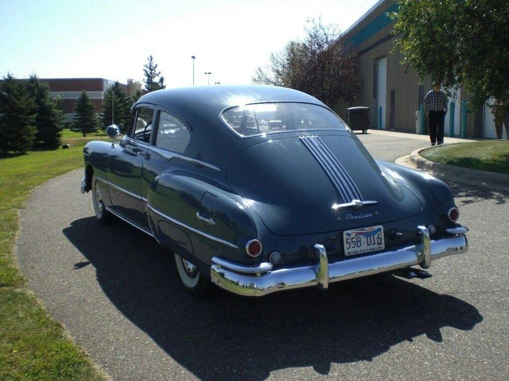 1949 Pontiac Streamliner Pontiac Cars Pontiac American Classic