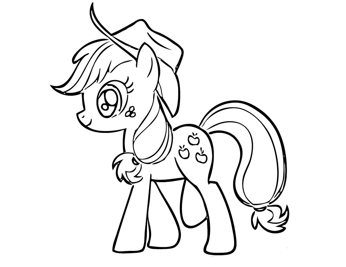 Fabulous My Little Pony Pinkie Pie Coloring Pages For Gallery