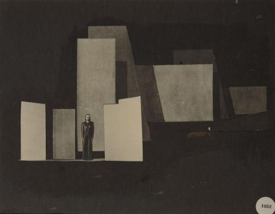 Xanti Schawinsky, Spectodrama collage, 1938. grupa o.k.