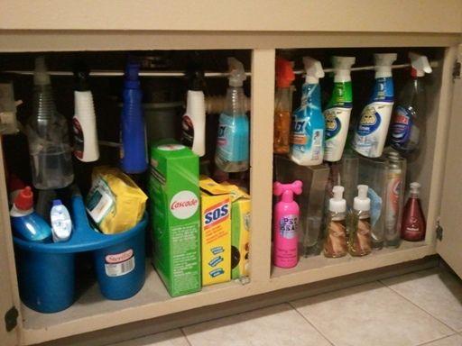 Corner Cabinet Lazy Susan 8 Jpg 512 384 Under Sink Storage Diy Bathroom Storage Home Organization