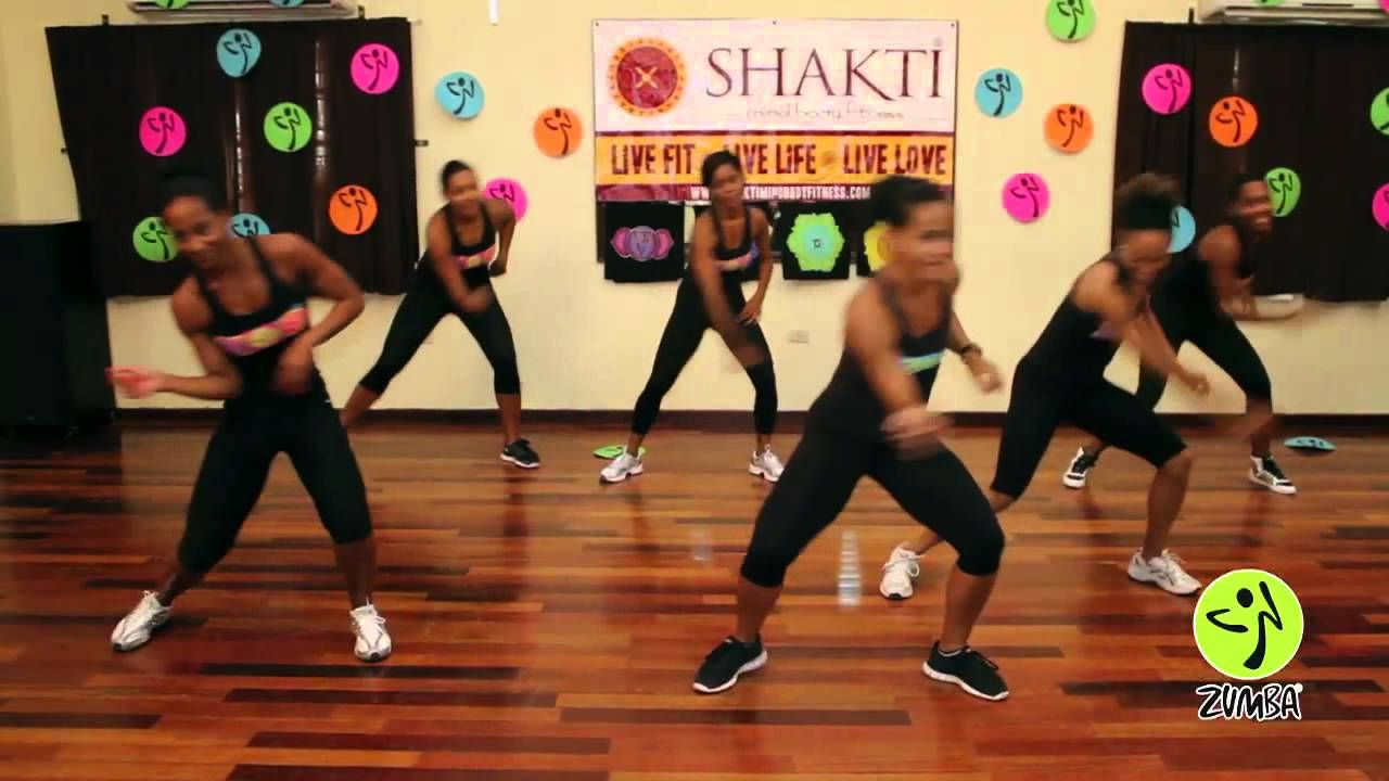 Summer Time Vybz Kartel Zumba Routine Choreographed By Shani