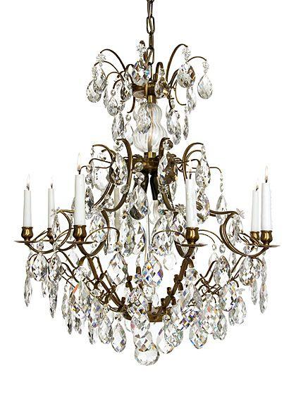Baroque style chandelier baroque style ii pinterest baroque style chandelier aloadofball Images