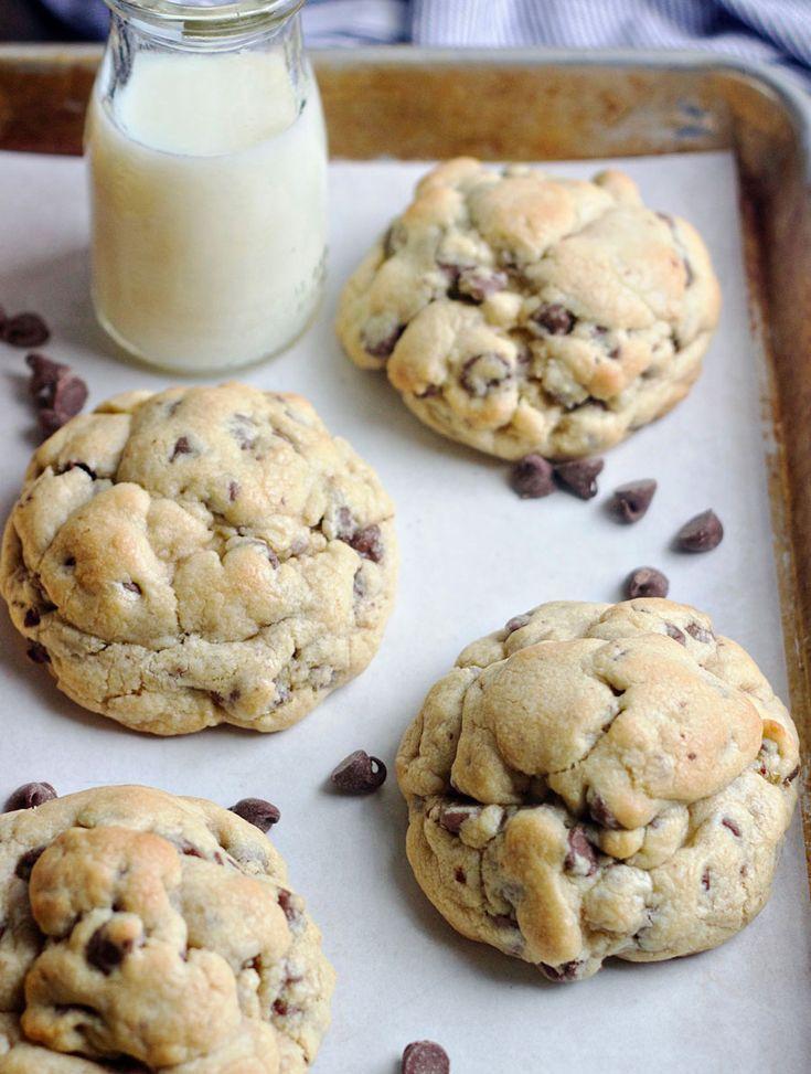 Copycat Levain Bakery Chocolate Chip Cookies – 5 Boys Baker