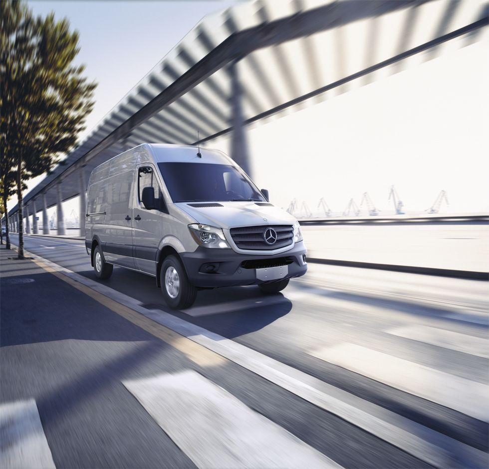 pictures of the 2014 mercedes sprinter | mercedes sprinter 2014