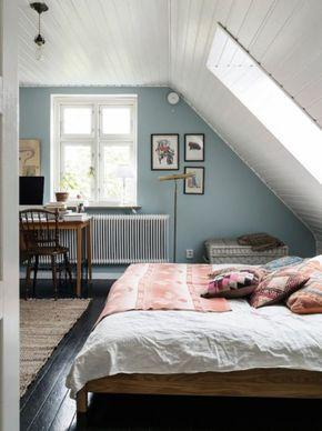 dachschrgen gestalten mit diesen 6 tipps richtet ihr euer schlafzimmer perfekt ein - Dachschrge Gestalten Schlafzimmer