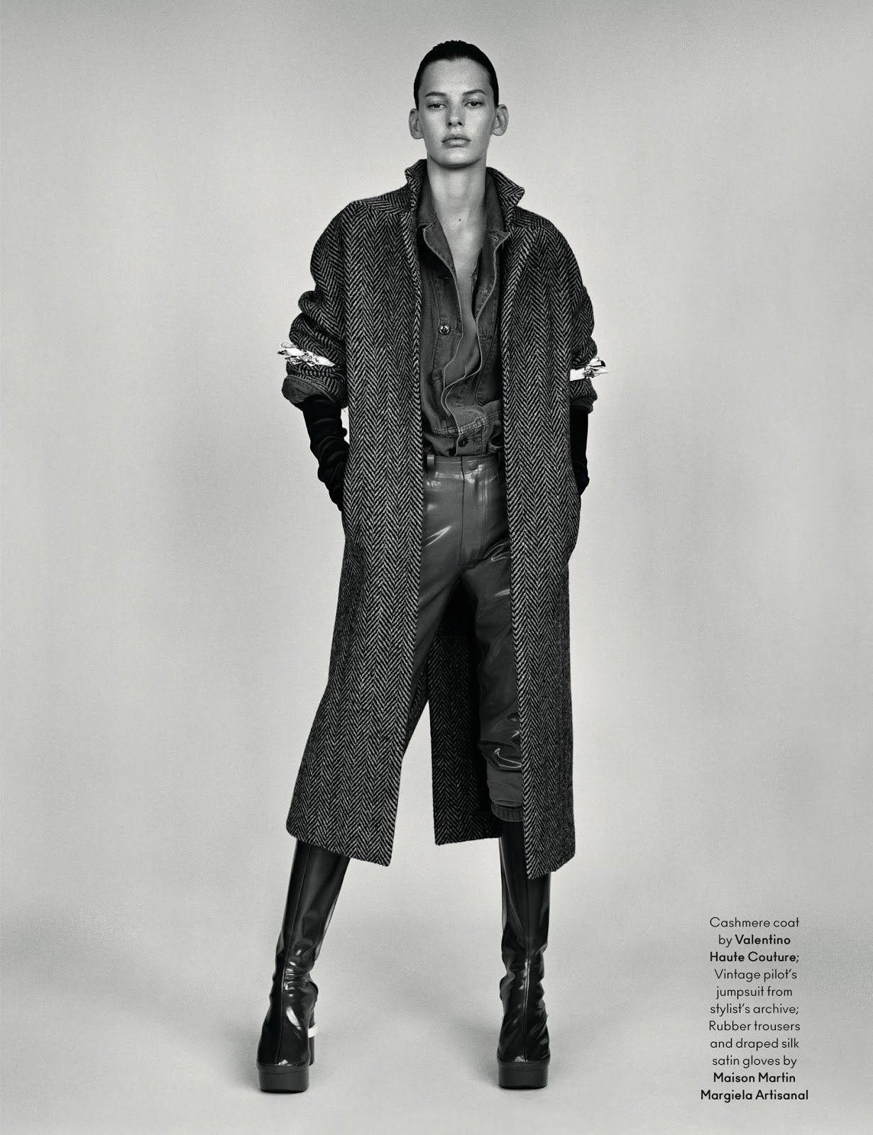 visual optimism; fashion editorials, shows, campaigns & more!: amanda murphy by alasdair mclellan for anOther autumn/winter 2013