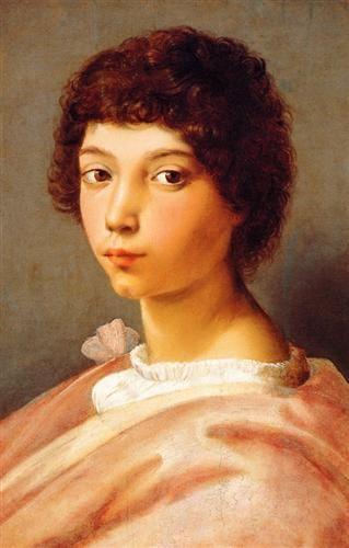 Portrait of a Young Man - Raphael