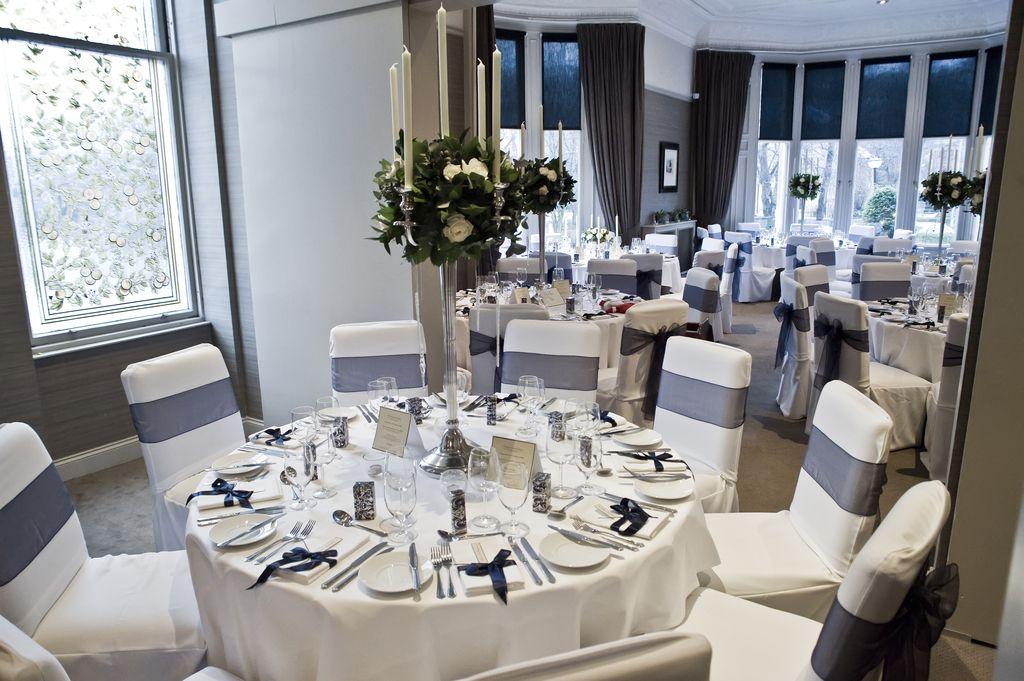 Glenlivet At Hotel Du Vinglasgow Set For A Wedding Meal Venues