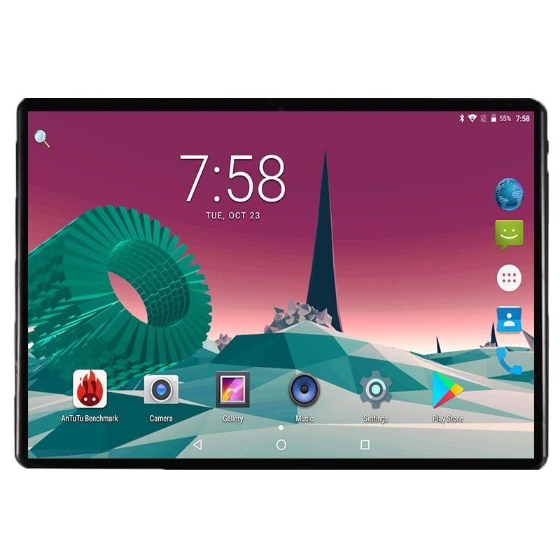 Global version 10 inch tablet octa core 4gb ram 64gb rom