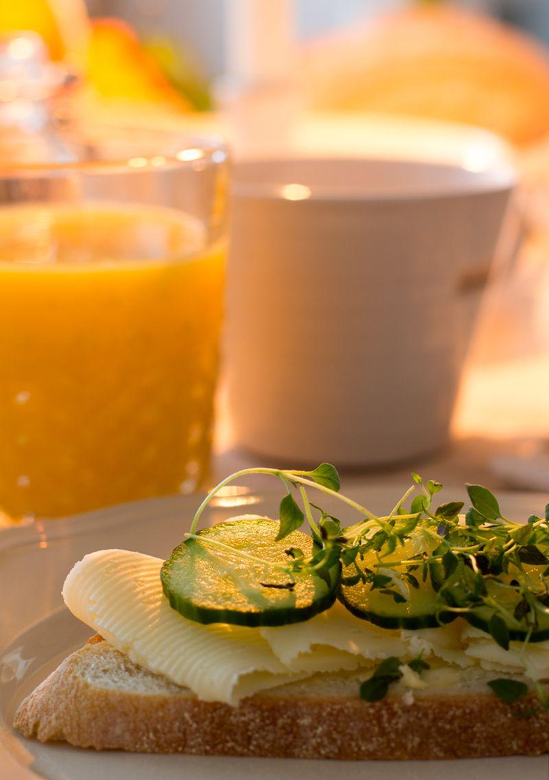 www.sommarbacka.fi Breakfast