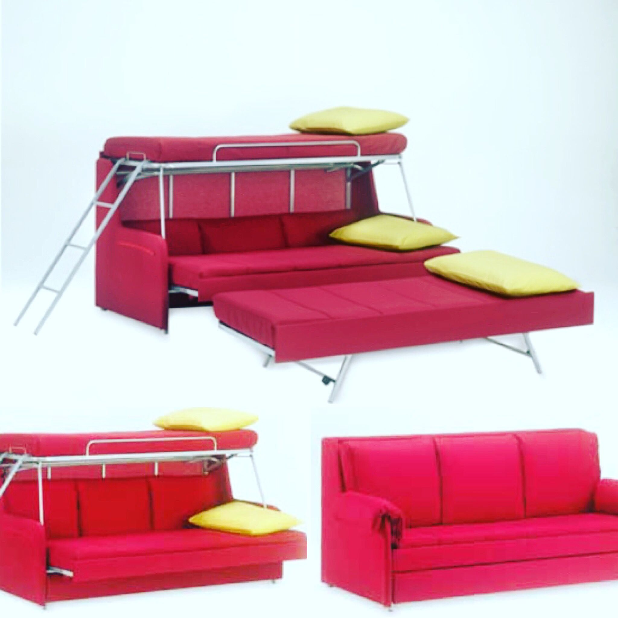 Couch Bunk Beds | Convertible Bunk Bed Couch Design : Sofa Bed Singapore  From Spaceman ... | Rv, Camper, U0026 Camping | Sofa Bed Design, Bunk Beds,  Couch Bunk ...