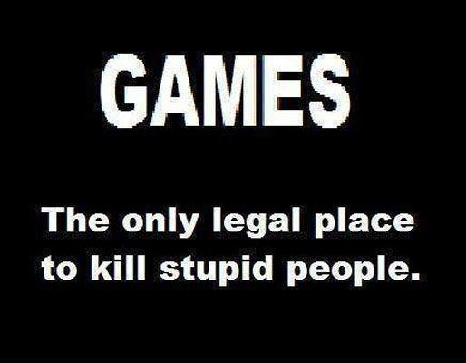 GAMES Definition #Funny, #Games, #Illegal, #Kill, #People
